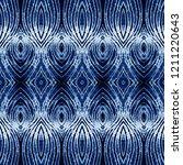 tie dye texture repeat modern... | Shutterstock . vector #1211220643