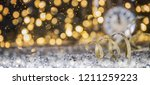 happy new year 2019  christmas... | Shutterstock . vector #1211259223
