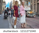 milano  italy  september 21 ...   Shutterstock . vector #1211271040