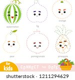 connect the dots  education... | Shutterstock .eps vector #1211294629
