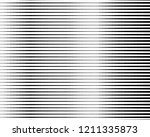 black and white line halftone... | Shutterstock .eps vector #1211335873