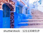 traditional moroccan... | Shutterstock . vector #1211338519