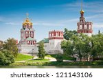 Moscow  Russia   Novodevichy...