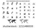 business people presentation...   Shutterstock .eps vector #1211488333