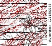 tropical  stripe  animal motif. ...   Shutterstock .eps vector #1211503393