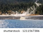 Yellowstone West Thumb (Fall)
