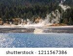 Yellowstone West Thumb (Fall)