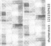 seamless pattern patchwork... | Shutterstock . vector #1211569633