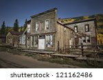 St Elmo Ghost Town In Colorado...