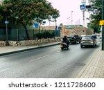 tel aviv israel october 23 ...   Shutterstock . vector #1211728600