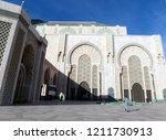 casablanca   morocco   december ... | Shutterstock . vector #1211730913
