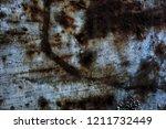 metal texture with scratches... | Shutterstock . vector #1211732449