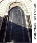 the extravagant beautiful... | Shutterstock . vector #1211734636