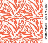 seamless abstract pattern art.... | Shutterstock .eps vector #1211759509