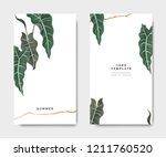 Minimalist Botanical Card...