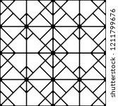 seamless diagonal tile line...   Shutterstock .eps vector #1211799676
