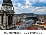view to budapest from st.... | Shutterstock . vector #1211984173