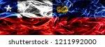 chile  chilean vs liechtenstein ... | Shutterstock . vector #1211992000