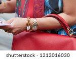 milan  italy   september 22 ...   Shutterstock . vector #1212016030