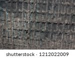 mysterious texture of a durable ... | Shutterstock . vector #1212022009