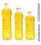 set the bottles of oil ...   Shutterstock . vector #1212025069