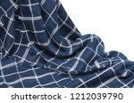 scottish tartan pattern. blue... | Shutterstock . vector #1212039790