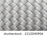 gray leather woven texture... | Shutterstock . vector #1212040906