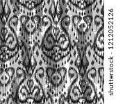 ikat ogee background   ethnic...   Shutterstock .eps vector #1212052126