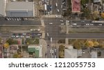 top down aerial view of... | Shutterstock . vector #1212055753