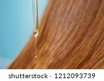 master hairdresser procedure... | Shutterstock . vector #1212093739
