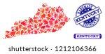 handmade craft combination of...   Shutterstock .eps vector #1212106366