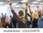 life coaching symposium.... | Shutterstock . vector #1212153970