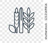 four species concept vector...   Shutterstock .eps vector #1212169816