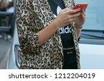 milan  italy   september 21 ...   Shutterstock . vector #1212204019