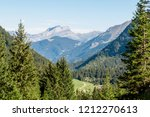 western alps are the western... | Shutterstock . vector #1212270613