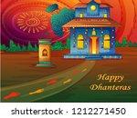 vector design of happy... | Shutterstock .eps vector #1212271450
