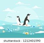 vector illustration concept of... | Shutterstock .eps vector #1212401590