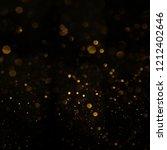 christmas light background. ... | Shutterstock . vector #1212402646