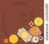 illustration vector flat... | Shutterstock .eps vector #1212423289