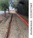 fiber optic cable install   Shutterstock . vector #1212427663