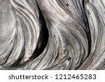 grey wavy granite lion mane... | Shutterstock . vector #1212465283