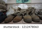 Small photo of US Army boots