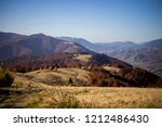automn sunny view  | Shutterstock . vector #1212486430