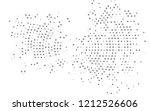 dark silver  gray vector... | Shutterstock .eps vector #1212526606