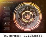 quantum computing  big data... | Shutterstock .eps vector #1212538666