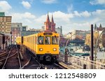 capital of germany  berlin | Shutterstock . vector #1212548809