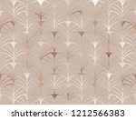 art deco seamless pattern with... | Shutterstock .eps vector #1212566383