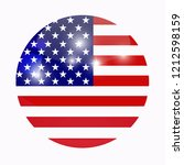 bright background with flag of... | Shutterstock . vector #1212598159