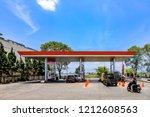 bandung  indonesia   october 20 ... | Shutterstock . vector #1212608563