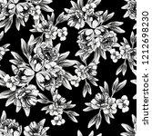 abstract elegance seamless... | Shutterstock . vector #1212698230